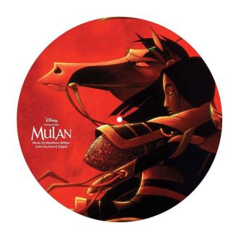 BSO Songs From Mulan - LP 12''