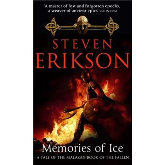 The Malazan Book of the Fallen - Book 3: Memories of Ice