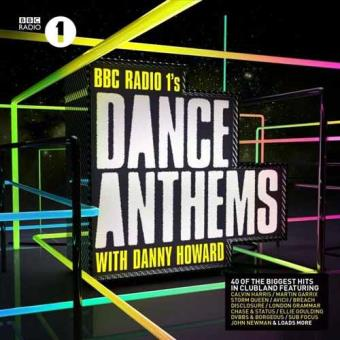 BBC Radio 1's Dance Anthems With Danny Howard (2CD)