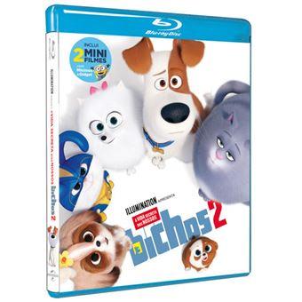 A Vida Secreta dos Nossos Bichos 2 - Blu-ray