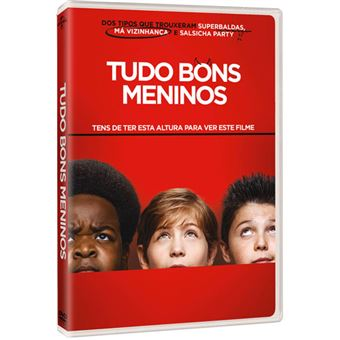 Tudo Bons Meninos - DVD
