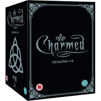 Charmed - Seasons 1-8 - 48DVD Importação