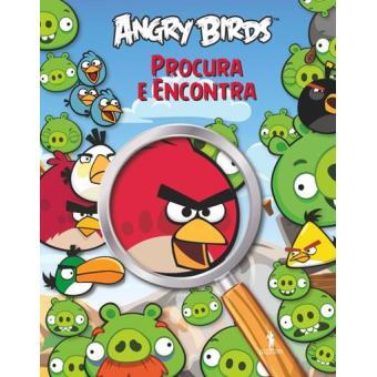 Angry Birds: Procura e Encontra