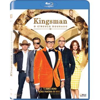 Kingsman: O Círculo Dourado - Blu-ray