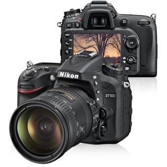 Nikon D7100 + AF-S DX 18-200mm f/3.5-5.6G ED VR II