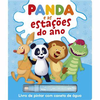 Panda e as Estações do Ano