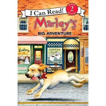 I Can Read Level 2 - Marley's Big Adventure