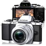 Olympus OM-D E-M10 + M.Zuiko Digital 14‑42mm f/3.5-5.6 II R (Prata)