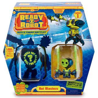 Ready 2 Robot Bot Blaster - Giochi - Envio Aleatório