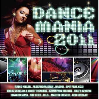 Dance Mania 2011 (2CD)