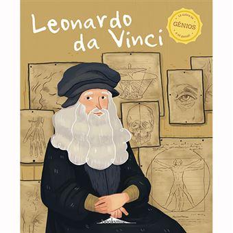 Génios - Livro 3: Leonardo da Vinci
