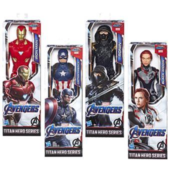 Figura Avengers Titan Hero 30cm - Hasbro - Envio Aleatório