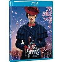 Mary Poppins Returns | O Regresso de Mary Poppins - Blu-ray Importação