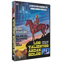 Los Valientes Andan Solos - DVD Importação