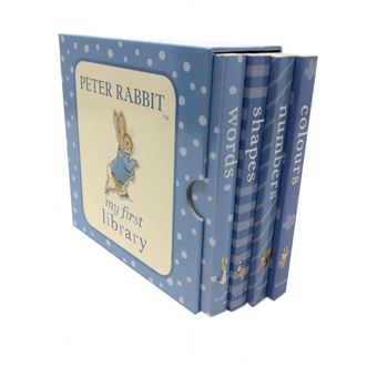 Peter Rabbit - My First Library - 4 Books