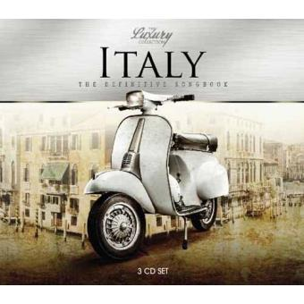Italy: The Definitive Songbook (3CD)