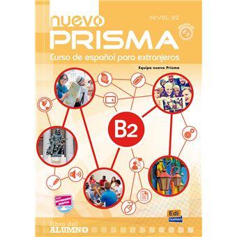 Nuevo Prisma Espanhol Nível B2 - Libro del Alumno