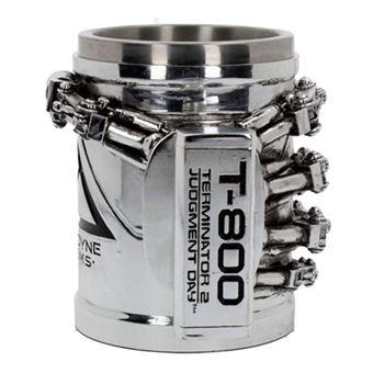 Caneca 3D Terminator 2: T-800 Hand