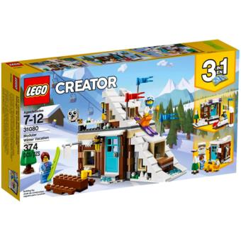 LEGO Creator 31080 Modular de Férias de Inverno