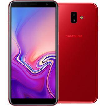 SmartPhone Samsung Galaxy J6+ - J610 - Vermelho