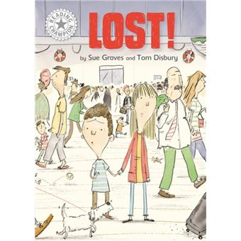 Reading champion: lost!