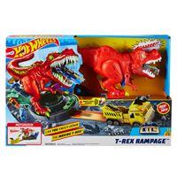 Hot Wheels T-Rex Rampage - Mattel