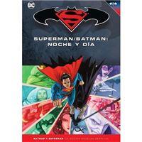 Superman batman noche y dia-dc-nove
