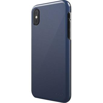Capa Elago Slim Fit 2 para iPhone X - Jean Indigo