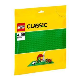 Base de Construção Verde (LEGO Classic 10700)