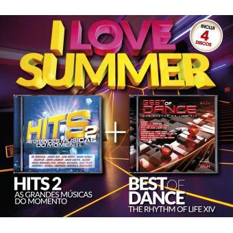 I Love Summer (4CD)