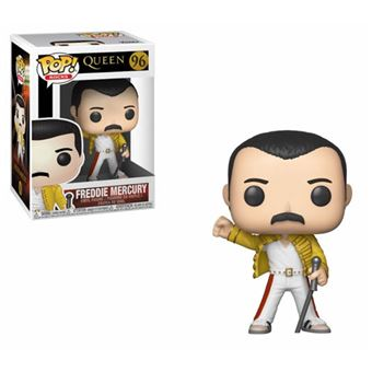 Funko Pop! Queen: Freddie Mercury Wembley 1986 - 96