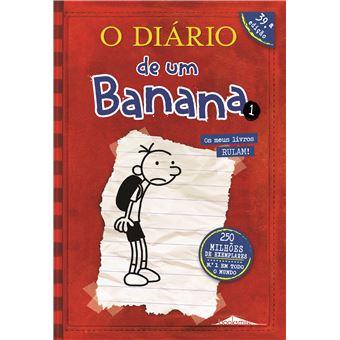 O Diário de um Banana - Livro 1: Um Romance com Cartoons