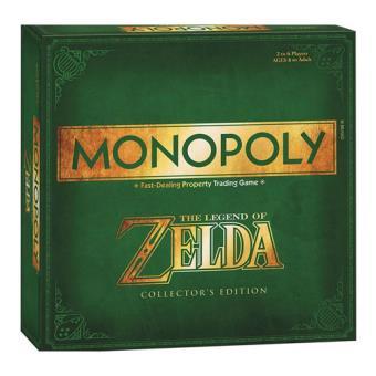 Monopoly The Legend of Zelda - Divercentro
