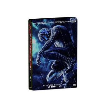 Homem Aranha 3 - Edição Especial Limitada Caixa Metálica