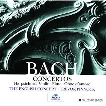 Bach Concertos - 5CD