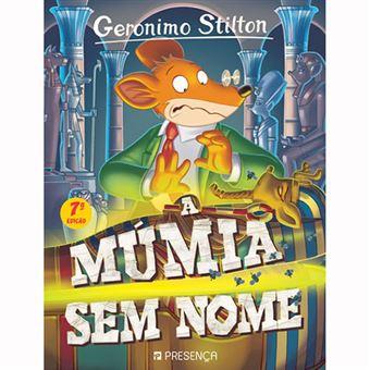 Geronimo Stilton: A Múmia Sem Nome
