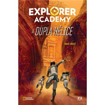 Explorer Academy 3 - A Dupla Hélice