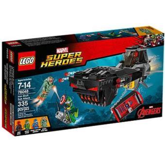 Ataque de Submarino do Caveira de Ferro (LEGO Super Heroes Marvel 76048)