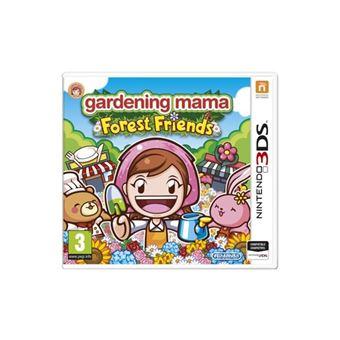 Gardening Mama Forest Friends - Nintendo 3DS
