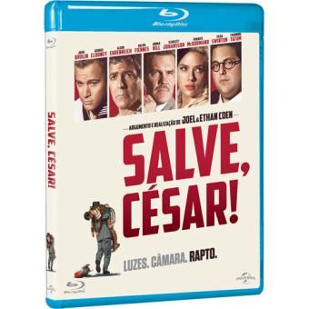 Salve, César! (Blu-ray)