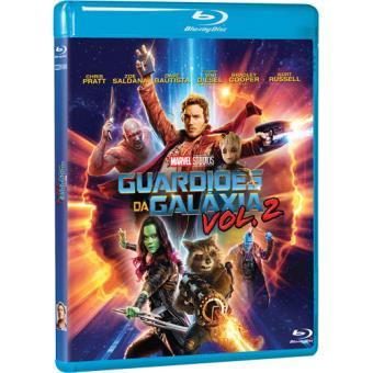 Guardiões da Galáxia Vol. 2 (Blu-ray)