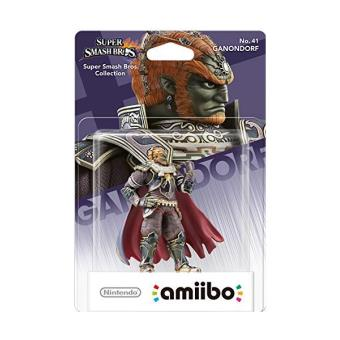 Amiibo Smash - Figura Ganondorf (The Legend of Zelda)