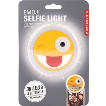 Luz Para Selfie - Emoji