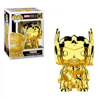 Funko Pop! Marvel Studios: Thor Gold - 381