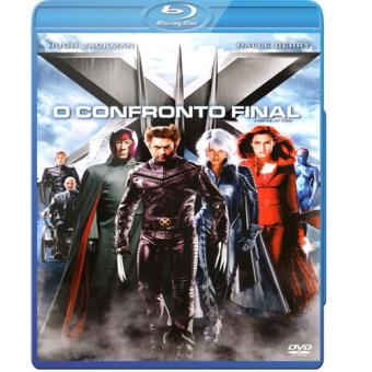 X-Men: O Confronto Final (Blu-ray)