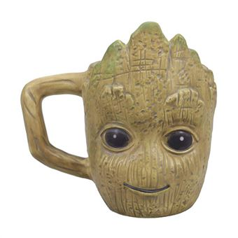 Caneca 3D Guardians of The Galaxy: Groot