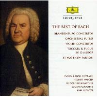 BEST OF BACH (IMP)