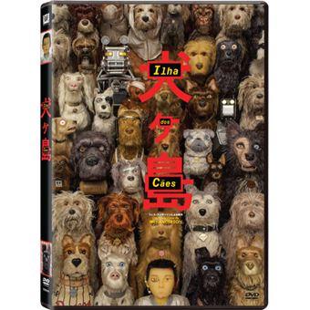 Ilha dos Cães - DVD