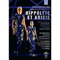 Rameau: Hippolyte et Aricie - 2DVD