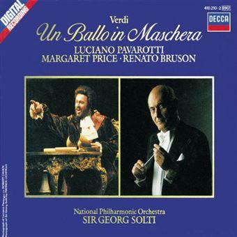 Verdi: Un Ballo In Maschera - 2CD